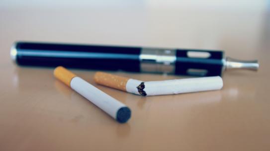 La e-cigarette en France