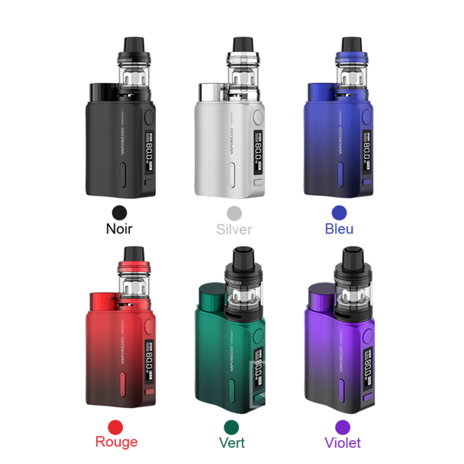 Vaporesso-swag-II-All-colors