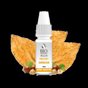Bio France E-liquide - Américain - Arôme Concentré