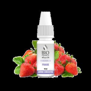 Bio France E-liquide - Fraise - Arôme Concentré