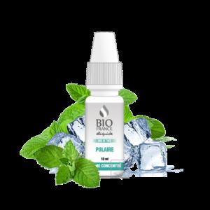 Bio France E-liquide - Menthe Polaire - Arôme Concentré