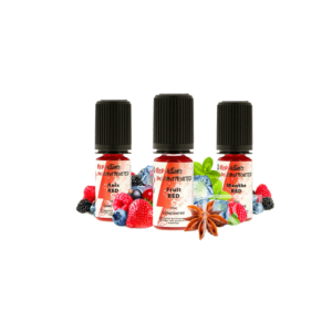 T-Juice : Concentré Red Astaire Deconstructed
